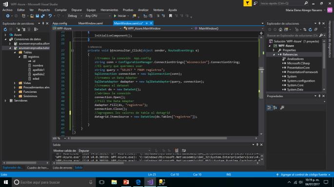 Azure y WPF img 6